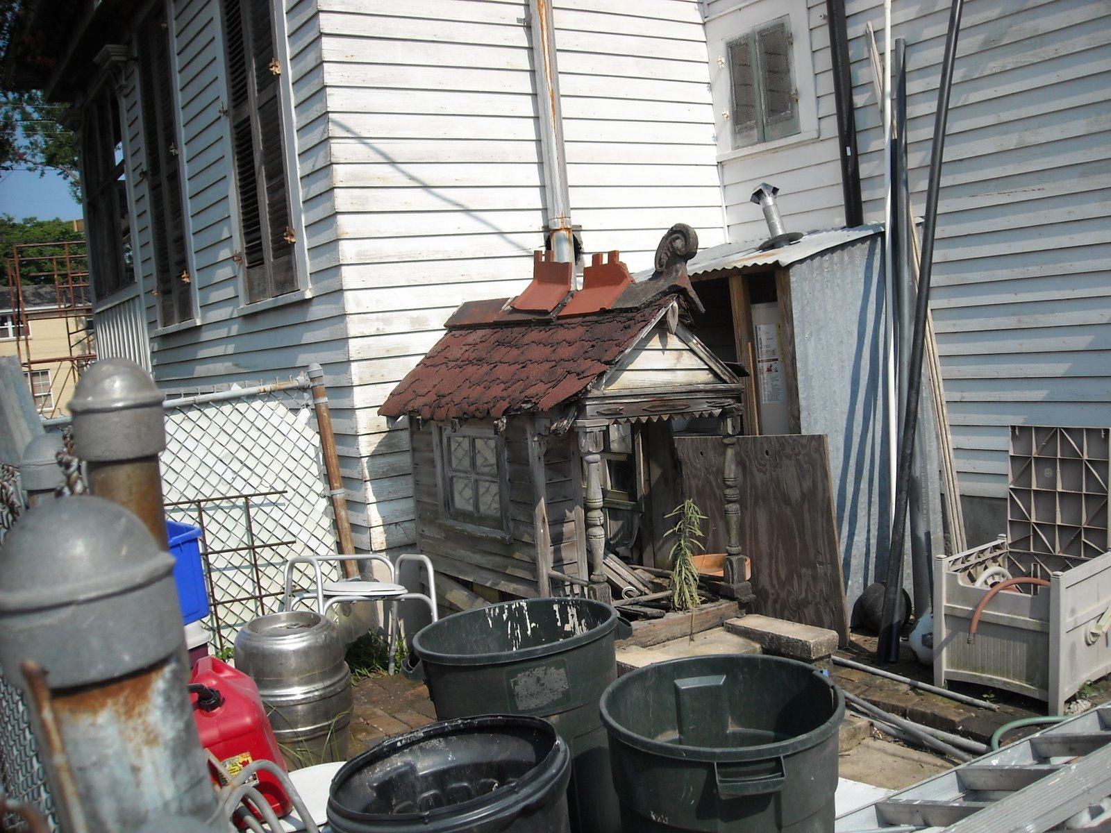 Doghouse, NOLA Style.