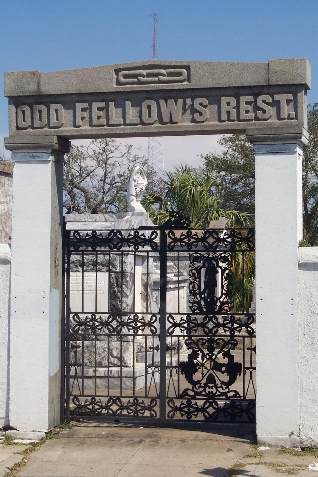 Odd Fellows Rest-Jazz Funerals