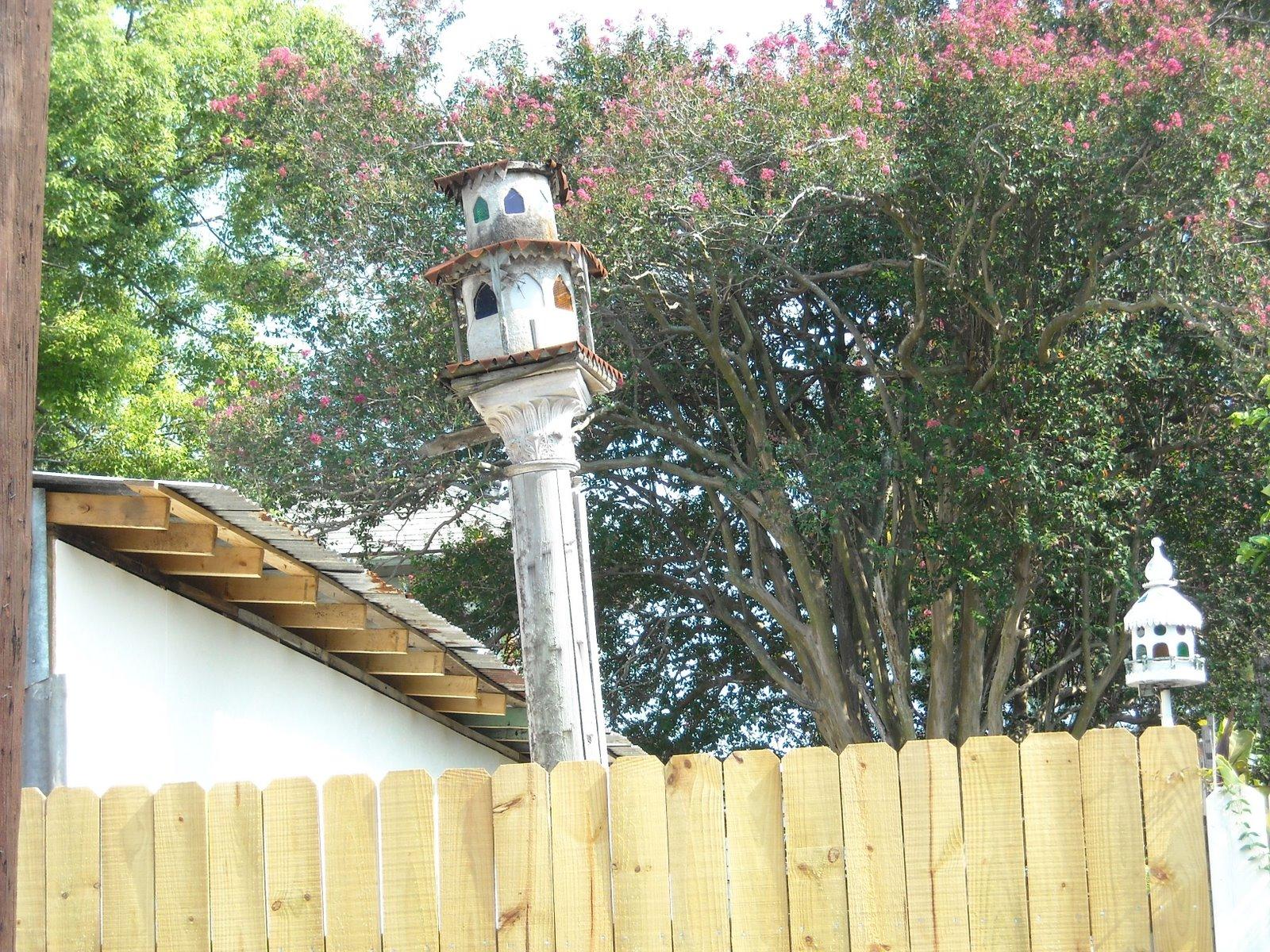Birdhouse, NOLA-Style