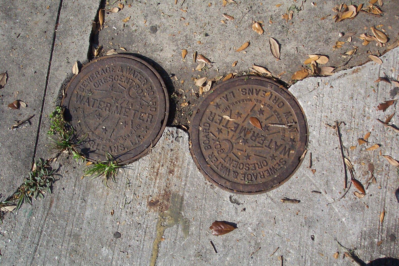 S&WB Water Meter Cap