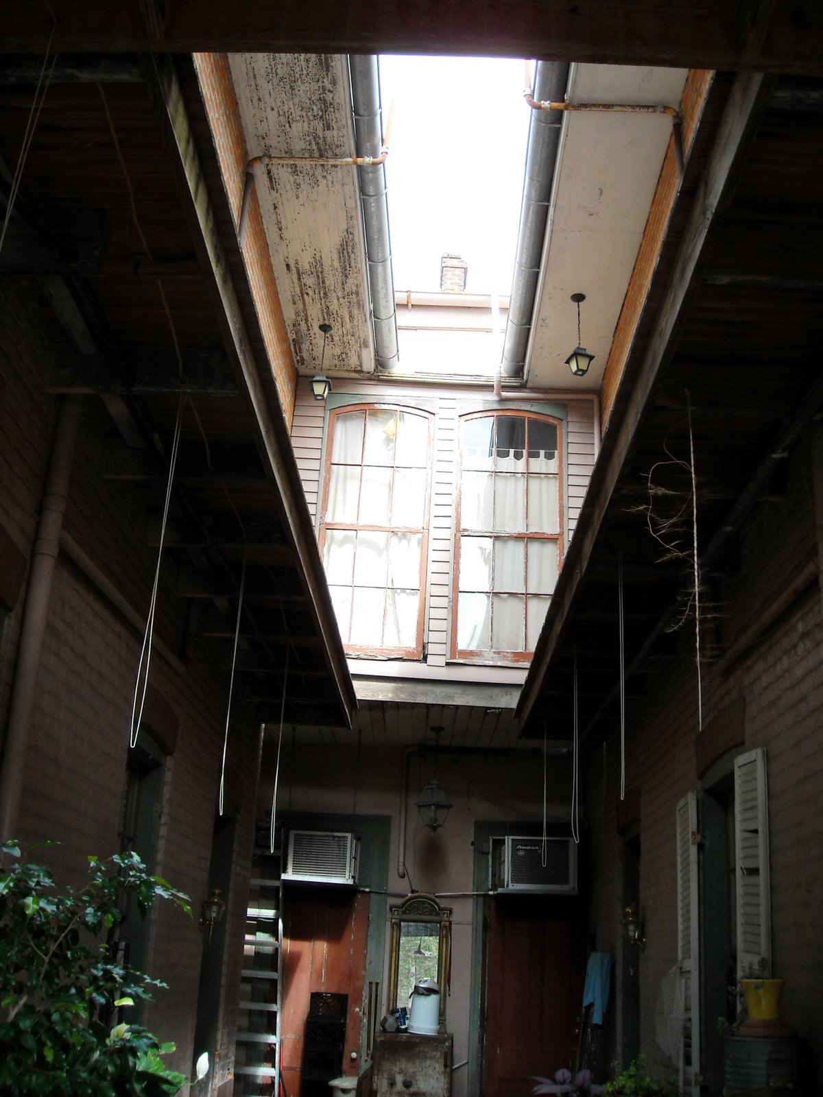 Courtyard Catwalk