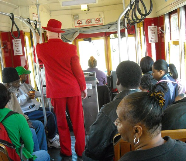 I Rode a Streetcar with the Devil